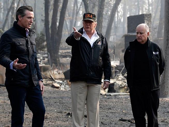 Cháy rừng California: Vì sao thiệt hại quá lớn