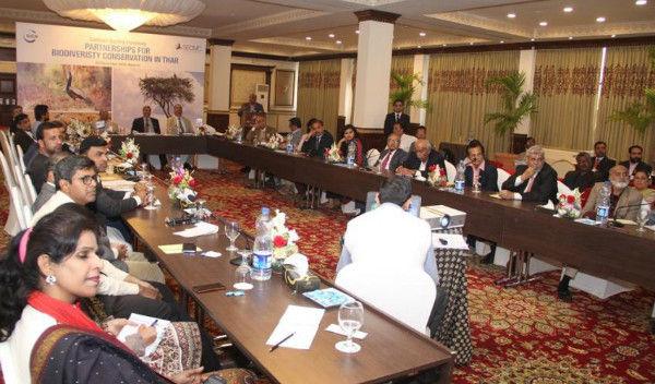 Hợp tác bảo tồn đa dạng sinh học ở Pakistan