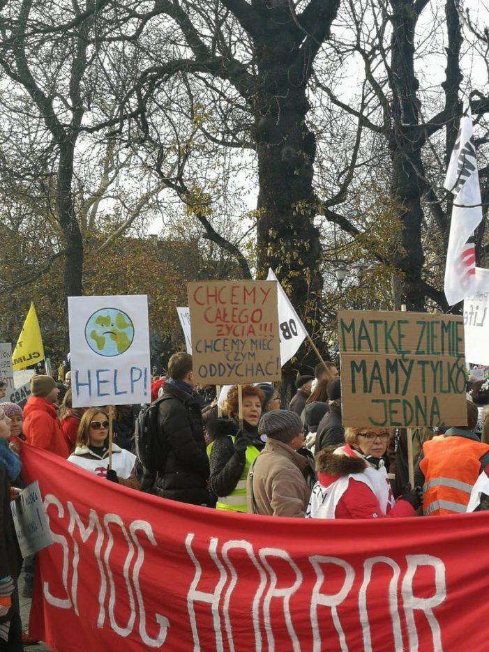 3.000 người biểu tình tại COP24