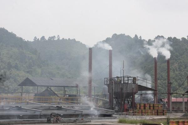 """Lào Cai:  Ô nhiễm môi trường tại các khu công nghiệp vẫn """"nóng"""""""