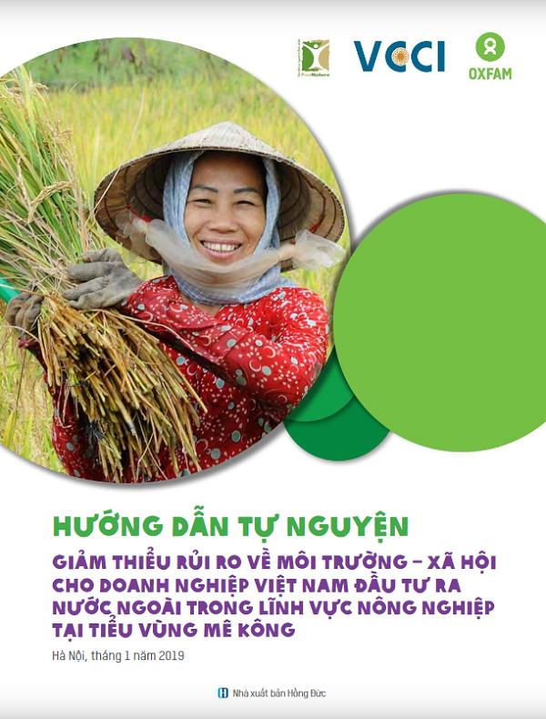 Giảm thiểu rủi ro môi trường – xã hội cho doanh nghiệp Việt khi đầu tư ra nước ngoài
