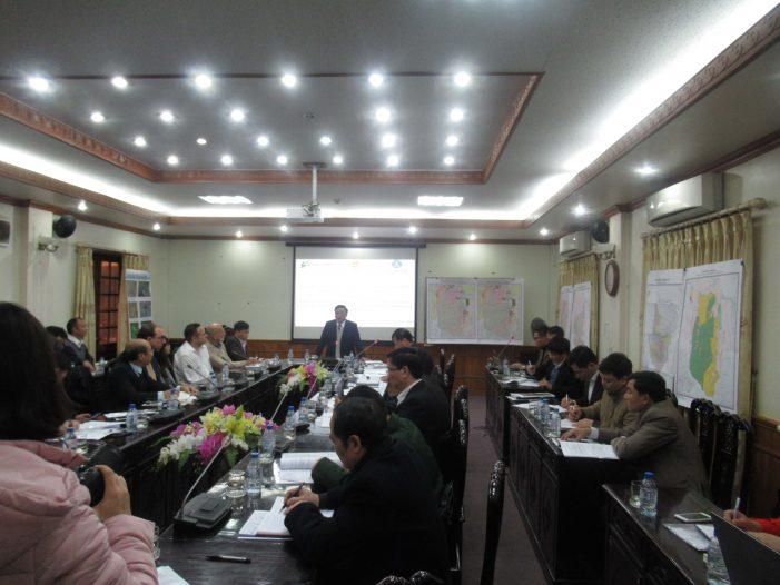 Hà Nam thống nhất chủ trương thành lập Khu bảo tồn loài và sinh cảnh Voọc Mông trắng