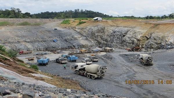 Thủy điện Don Sahong chuẩn bị hoàn thiện và thử nghiệm