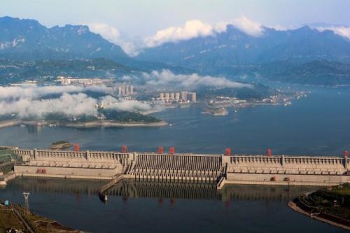 Thông qua dự án xây dựng đập thủy điện cao nhất Trung Quốc