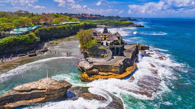 Du lịch đến Bali, có thể bạn phải đóng 10 USD cho thuế môi trường