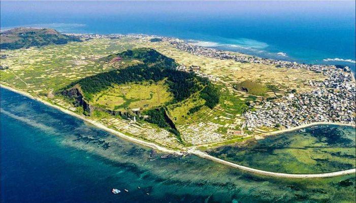 Một doanh nghiệp đề xuất lấn biển và san lấp toàn bộ bãi san hô phía Nam đảo Lý Sơn?