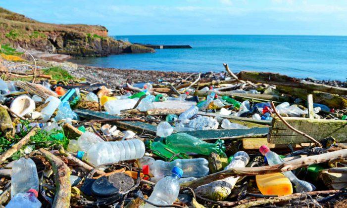 Đằng sau lời tuyên bố của Liên minh chấm dứt rác thải nhựa