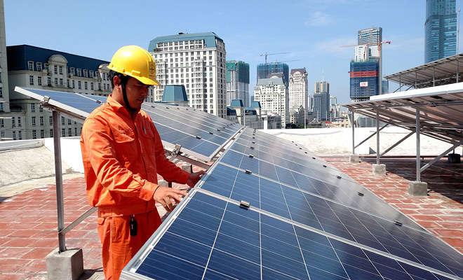 Tiết kiệm năng lượng cho phát triển