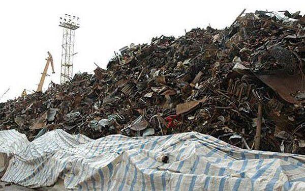 Việt Nam có thành bãi rác phế liệu?