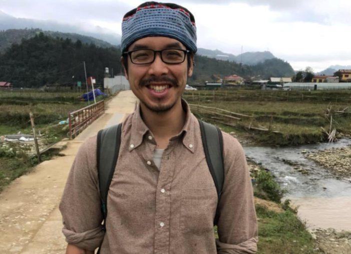 Chàng Việt kiều Nguyễn Hoài Daniel và dự án giúp đỡ bà con dân tộc thiểu số