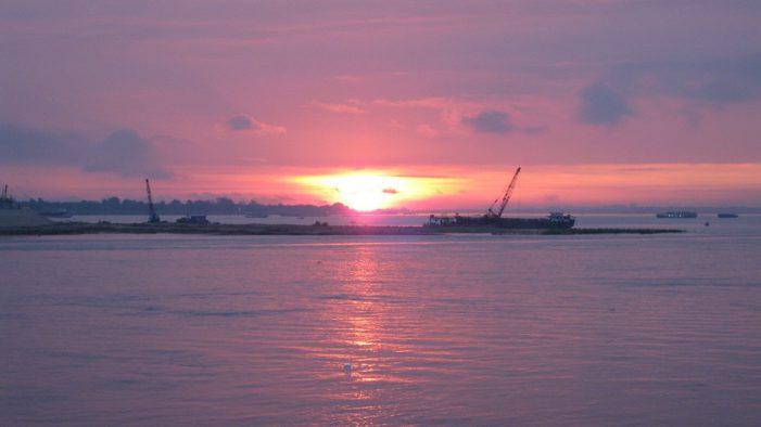 Tìm giải pháp thay thế cho đập Sambor
