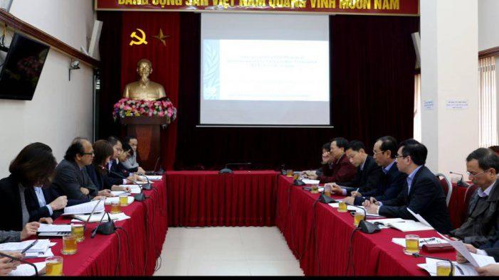 Việt Nam đăng cai diễn đàn liên Chính phủ về giao thông trong năm nay
