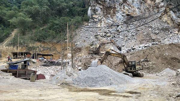 Thanh Hóa: Thu hồi, đóng cửa 30 mỏ khoáng sản