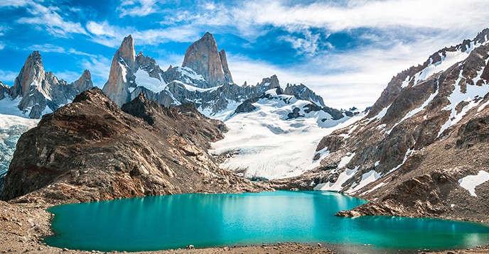 UNESCO công bố Bản đồ Atlas về sự suy giảm của các sông băng Andean