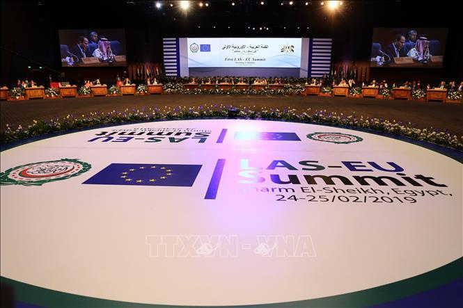 Khai mạc Hội nghị thượng đỉnh EU – AL lần đầu tiên