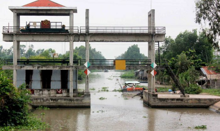 Đồng bằng sông Cửu Long: Đối diện với hạn, mặn khốc liệt
