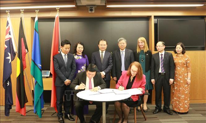 Việt Nam – Australia hợp tác thúc đẩy giáo dục về quyền con người