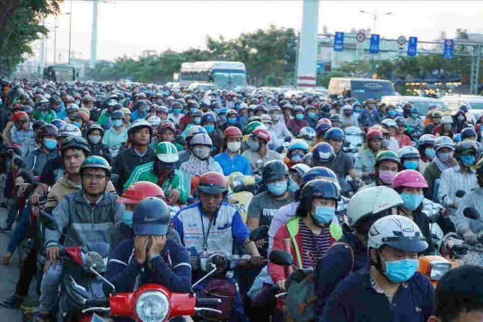 TPHCM sẽ cấm xe máy như thế nào?