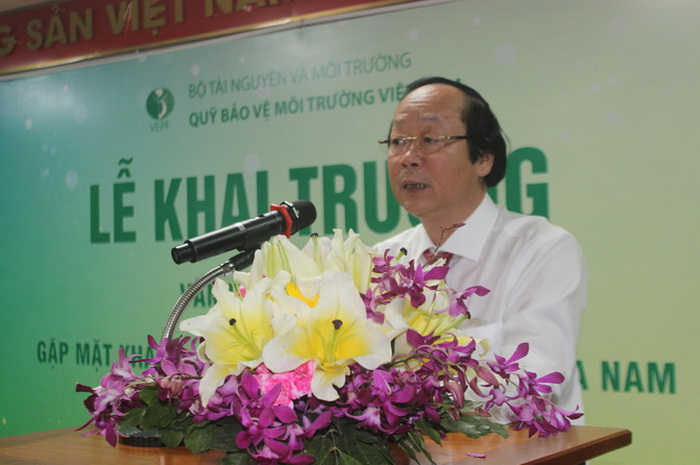 Quỹ Bảo vệ môi trường Việt Nam khai trương Văn phòng đại diện phía Nam