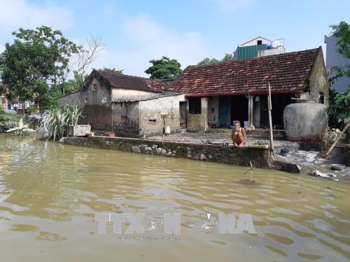 Những người canh mưa lũ ở miền Tây Thanh Hóa: Bài 1 – Vượt mọi gian khó đảm bảo thông tin