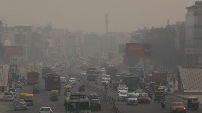 Ô nhiễm không khí đe dọa các đô thị
