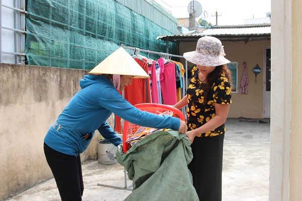 Phụ nữ Đà Nẵng thành công với nhiều mô hình bảo vệ môi trường