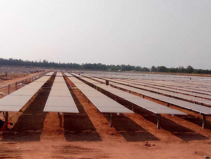 Quảng Ngãi: Dự án nhà máy điện mặt trời đầu tiên được cấp phép tại Việt Nam sắp đưa vào hoạt động