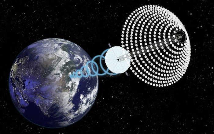 Trung Quốc muốn xây dựng trạm thu năng lượng mặt trời trên không gian