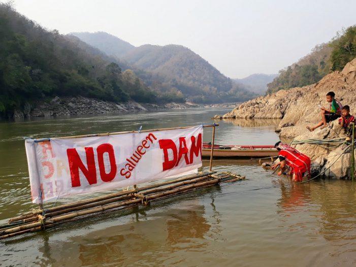 Trung Quốc sẽ quyết định tương lai các dòng sông của Myanmar?