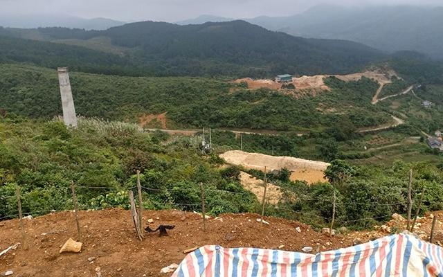 Xử lý việc doanh nghiệp nhận đất rừng rồi bỏ hoang