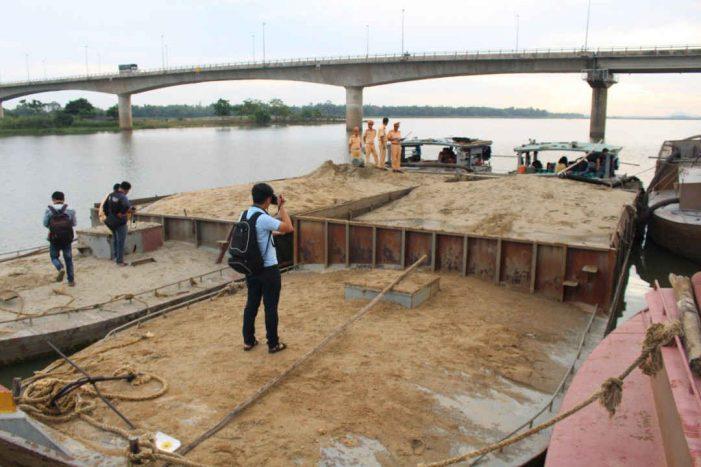 Quảng Nam: Khai thác khoáng sản vẫn diễn biến phức tạp