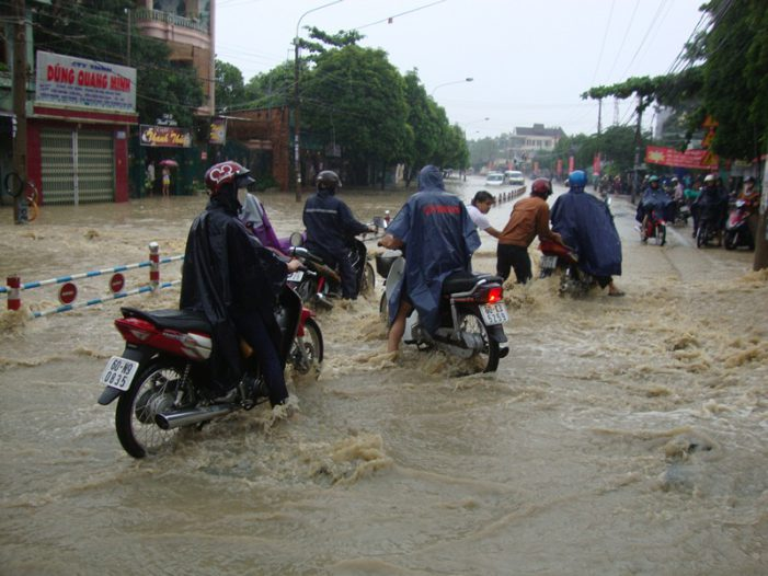 Nam Bộ ứng phó với thời tiết cực đoan