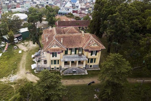 Các kiến trúc sư kiến nghị Thủ tướng, Bộ Xây dựng xem lại quy hoạch trung tâm Đà Lạt