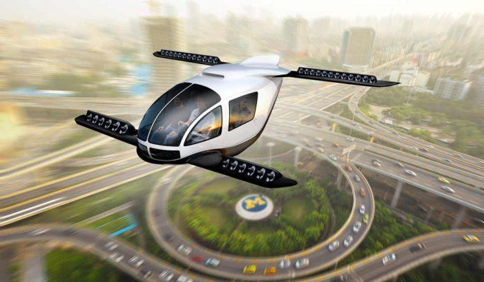 Ô tô bay chưa thể hiện thực hóa trong tương lai gần do ô nhiễm môi trường
