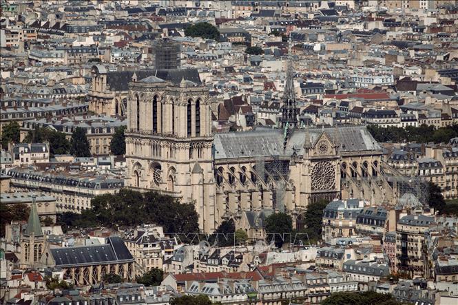 UNESCO sẽ ủng hộ Pháp bảo tồn, tu sửa nhà thờ Đức Bà ở Paris
