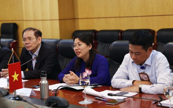 Việt Nam – CHLB Nga: Thúc đẩy hợp tác song phương trong lĩnh vực đo đạc bản đồ, thông tin địa lý và quản lý đất đai