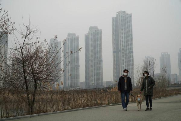 Hàn Quốc đề xuất gói 5,9 tỷ USD để giải quyết ô nhiễm không khí, hỗ trợ xuất khẩu