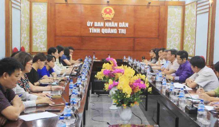 Đánh giá kết quả thực hiện dự án BCC tại Quảng Trị