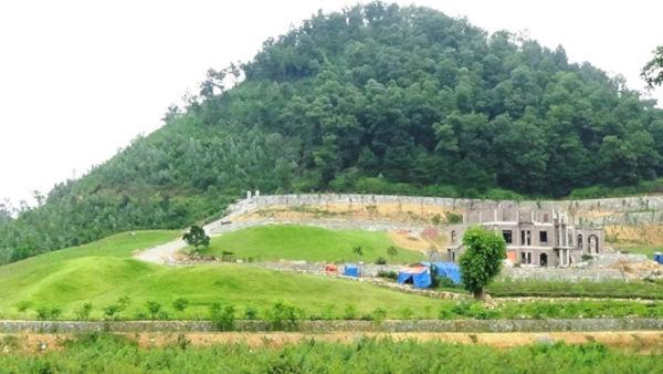 Hoàn thành cưỡng chế 20 công trình vi phạm đất rừng Sóc Sơn trong tháng 5/2019