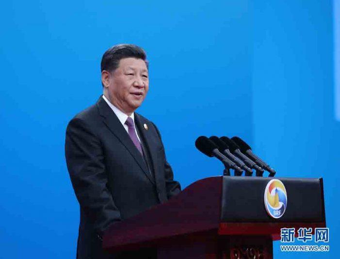 """Chủ tịch Trung Quốc Tập Cận Bình nói về việc triển khai """"Vành đai và Con đường"""""""