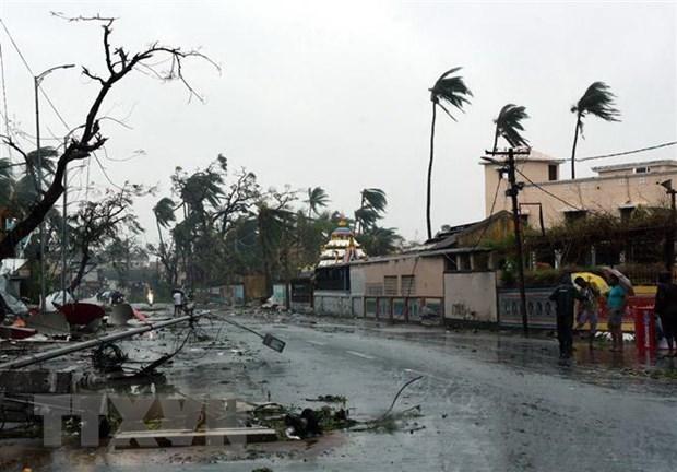 Bão Fani đổ bộ vào miền Đông Ấn Độ, ít nhất 33 người thiệt mạng