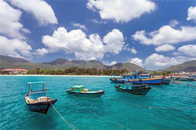 Ô nhiễm môi trường đe dọa khu du lịch Côn Đảo