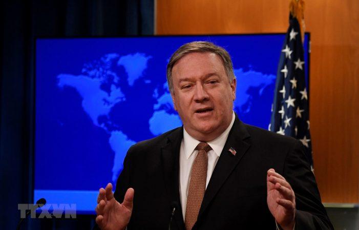 Mỹ từ chối ký thỏa thuận tại cuộc họp của Hội đồng Bắc Cực