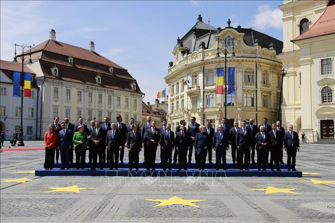 EU cam kết thống nhất sức mạnh sau nhiều năm chia rẽ
