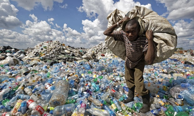 Nước giàu không thể tự ý chuyển rác nhựa sang nước nghèo