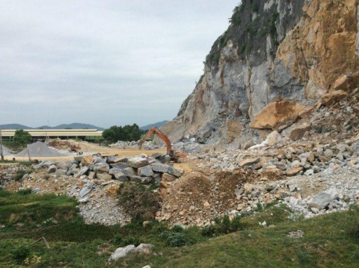 Giải trình ý kiến liên quan đến việc bổ sung mỏ đá gabro Sơn Xuân, Phú Yên