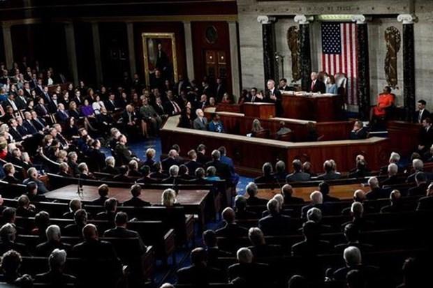 Hạ viện Mỹ thông qua dự luật chi 19,1 tỷ USD cho giảm nhẹ thiên tai