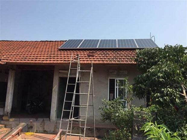 Quảng Bình xây dựng thí điểm hệ thống năng lượng điện mặt trời áp mái