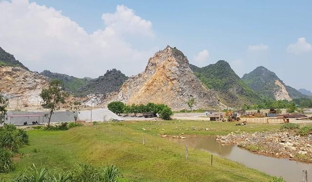 Ninh Bình: Hàng loạt mỏ khoáng sản hết hạn nhiều năm nhưng không lập hồ sơ đóng cửa mỏ
