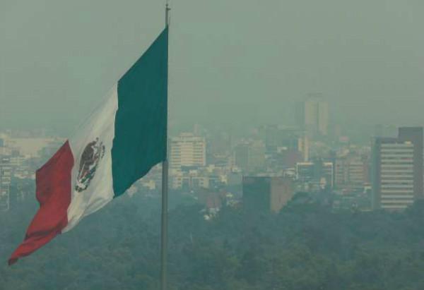 Chất lượng không khí xấu do cháy rừng, thành phố Mexico tuyên bố tình trạng khẩn cấp về môi trường